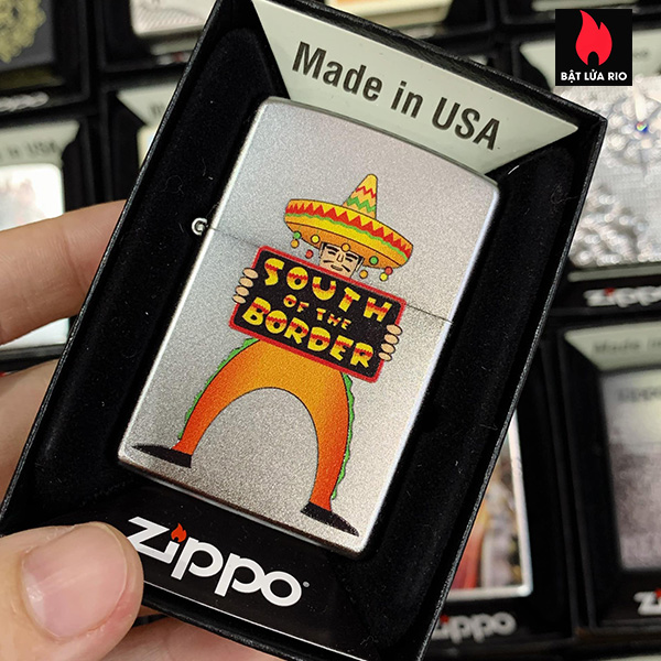 Zippo 205 South Of The Border