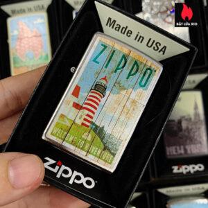 Zippo 205 Zippo Lighthouse Adventure