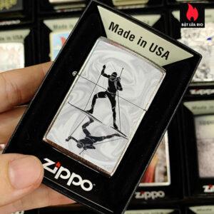 Zippo 207 Biathlon Design