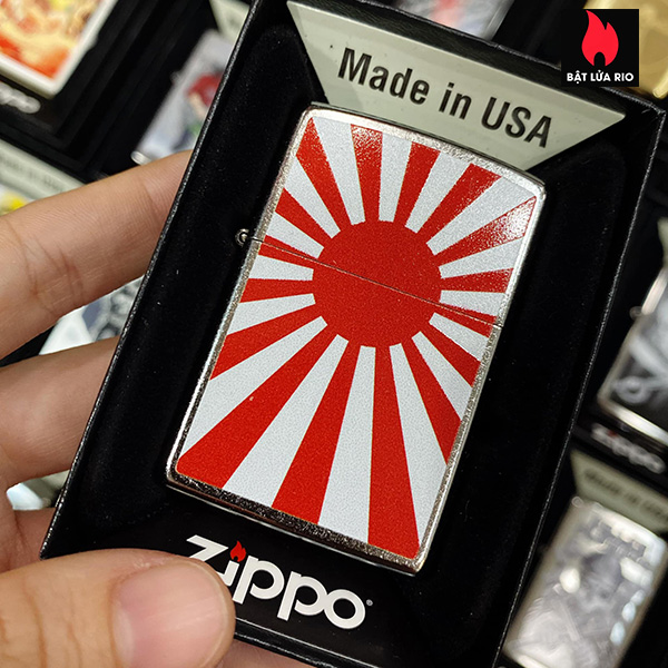 Zippo 207 Japan Rising Sun