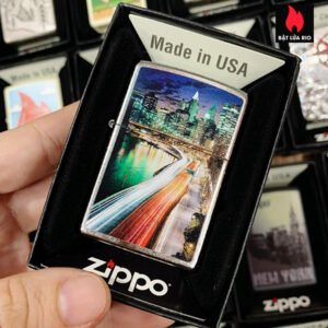 Zippo 207 New York Cityscape