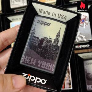 Zippo 218 New York In Black