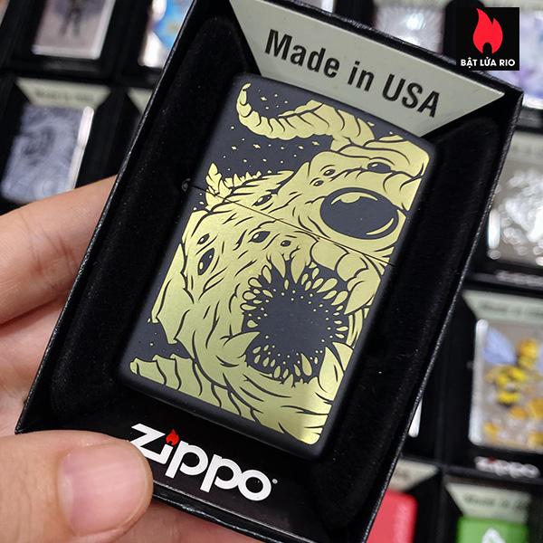 Bật Lửa Zippo 218 Octopus Design » ZippoShop