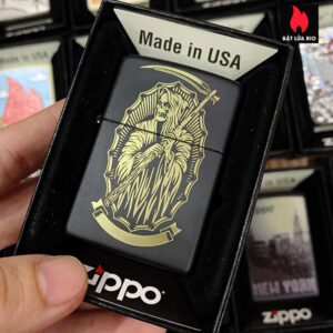 Zippo 218 Reaper Design