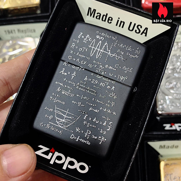 Zippo 218 School Time 1