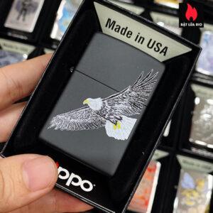 Zippo 218 Turkey White Eagle