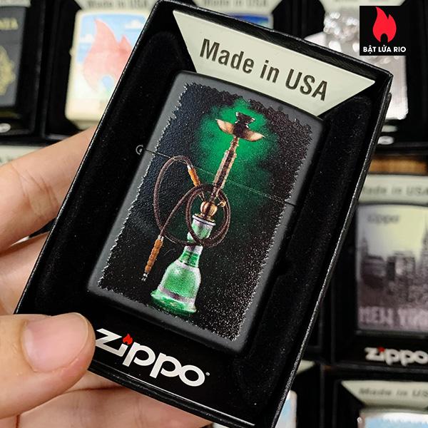 Zippo 218 UAE-Hookah