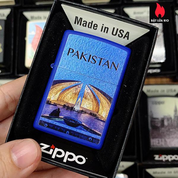 Zippo 229 Pakistan Design
