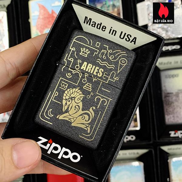 Zippo 236 Aries