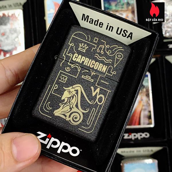 Zippo 236 Capricorn
