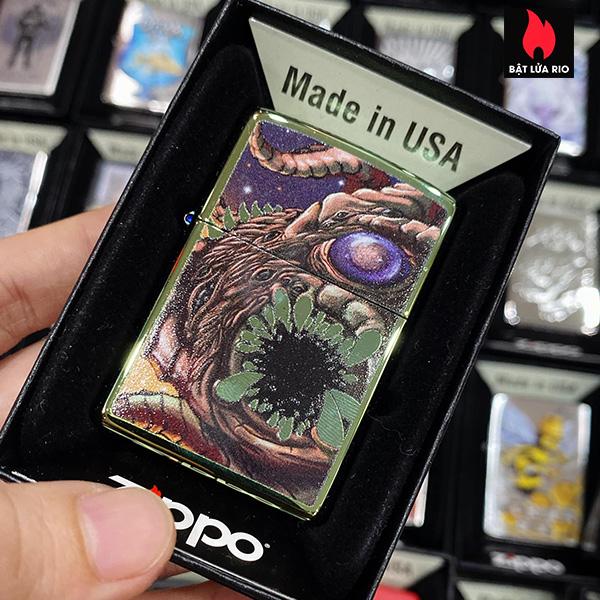 Zippo 28129 Octopus Design