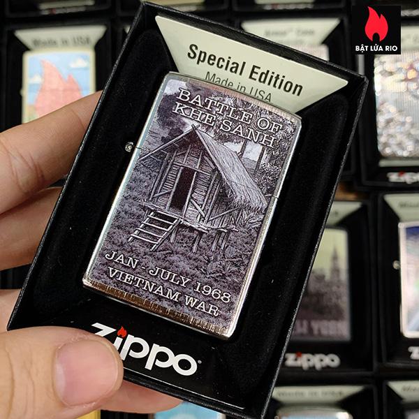 Zippo 28181 Battle Of Khe Sanh Vietnam