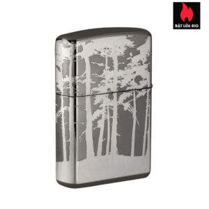 Zippo 49247 - Zippo Squatchin' In The Woods Black Ice® 1