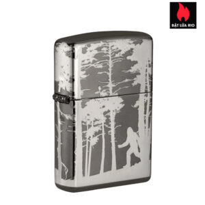 Zippo 49247 - Zippo Squatchin' In The Woods Black Ice®