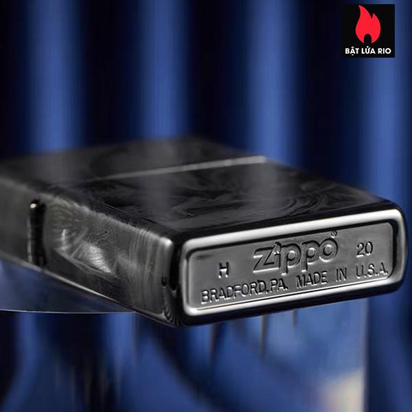 Zippo 49287 – Zippo Lisa Parker Mythological High Polish Black 7