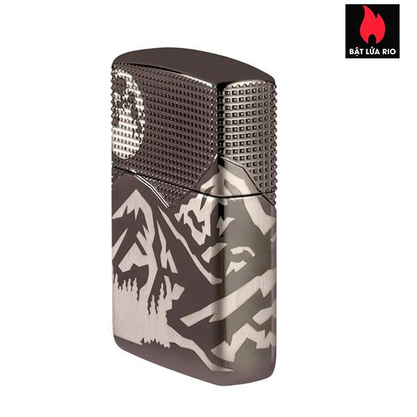 Zippo 49299 - Zippo Armor® Mountain Black Ice 2