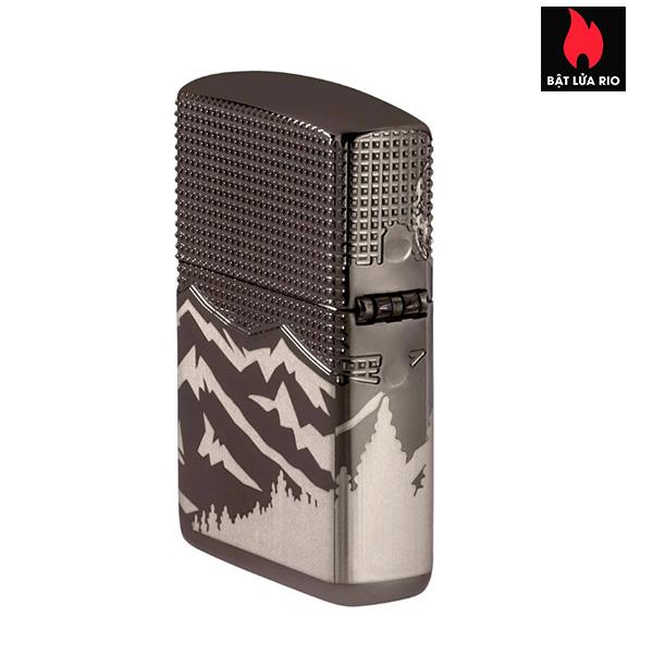 Zippo 49299 - Zippo Armor® Mountain Black Ice 3