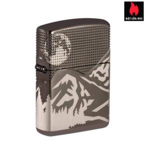 Zippo 49299 - Zippo Armor® Mountain Black Ice