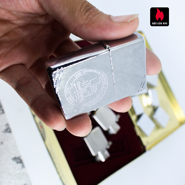 Zippo Set 1996 – 60th Anniversary Complete Set – 1992 Collectors Edition - Vintage Series 10