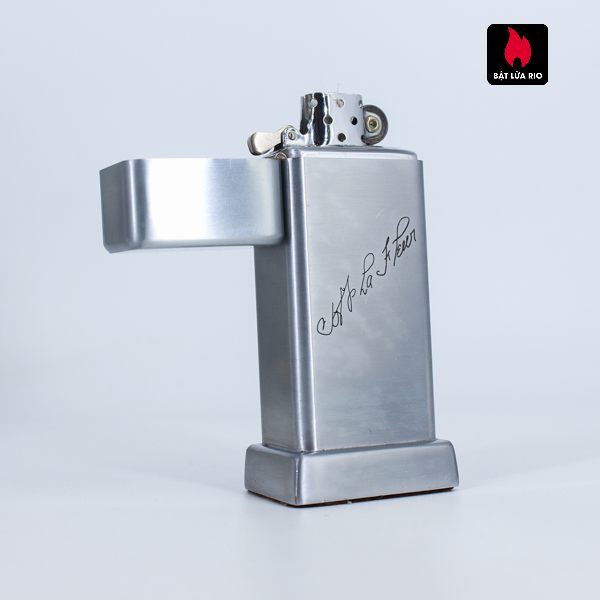 Zippo Table Barcroft #1 - One Step #10 Deluxe From 1939 - 1940 1
