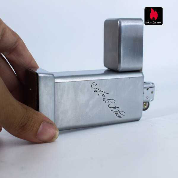 Zippo Table Barcroft #1 - One Step #10 Deluxe From 1939 - 1940 5