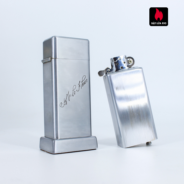 Zippo Table Barcroft #1 - One Step #10 Deluxe From 1939 - 1940 6