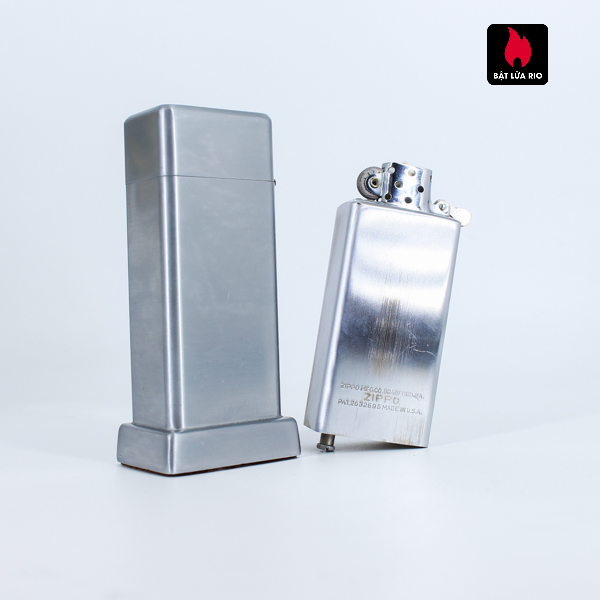 Zippo Table Barcroft #1 - One Step #10 Deluxe From 1939 - 1940 7