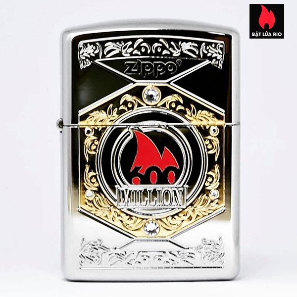 Zippo 600th Million Collectible Set Asia Limited Edition - Zippo CZA-3-22 3
