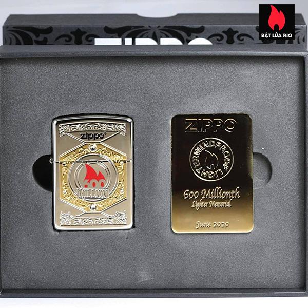 Zippo 600th Million Collectible Set Asia Limited Edition - Zippo CZA-3-22 6