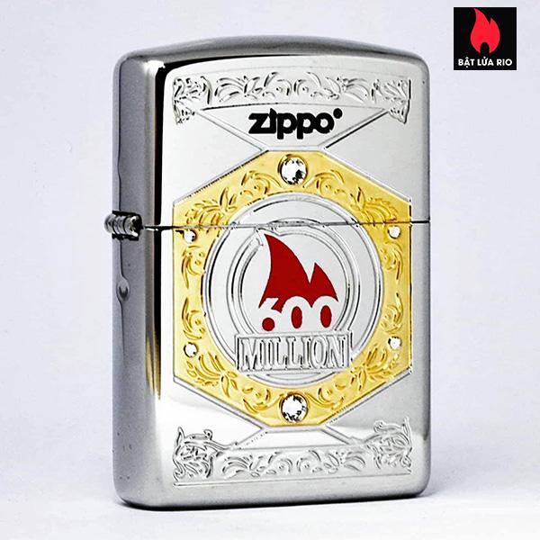 Zippo 600th Million Collectible Set Asia Limited Edition - Zippo CZA-3-22