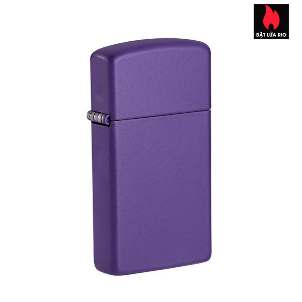 Zippo 1637 - Zippo Slim® Purple Matte