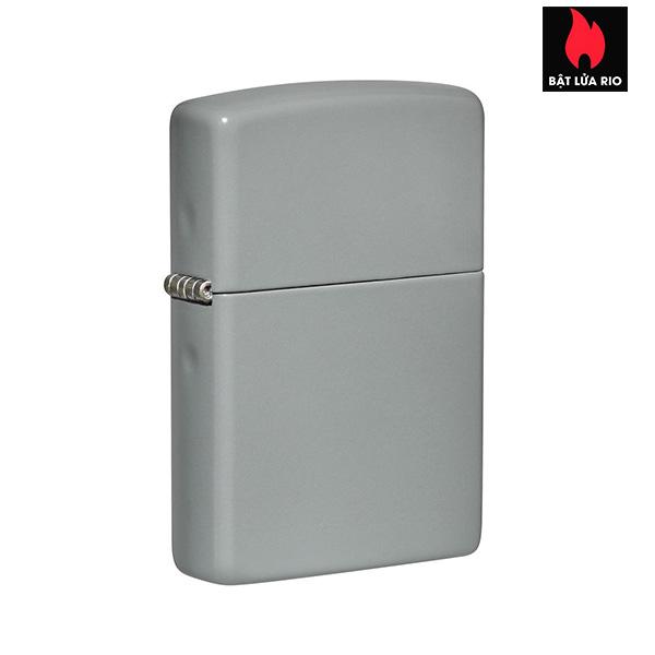 Zippo 49452 - Zippo Flat Grey