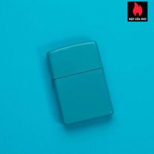 Zippo 49454 - Zippo Flat Turquoise 1