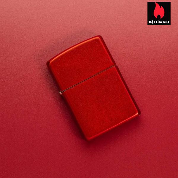 Zippo 49475 - Zippo Metallic Red 1