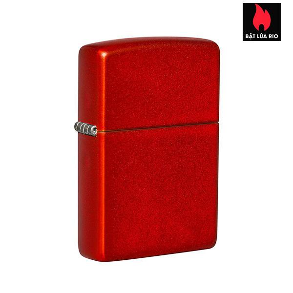 Zippo 49475 - Zippo Metallic Red