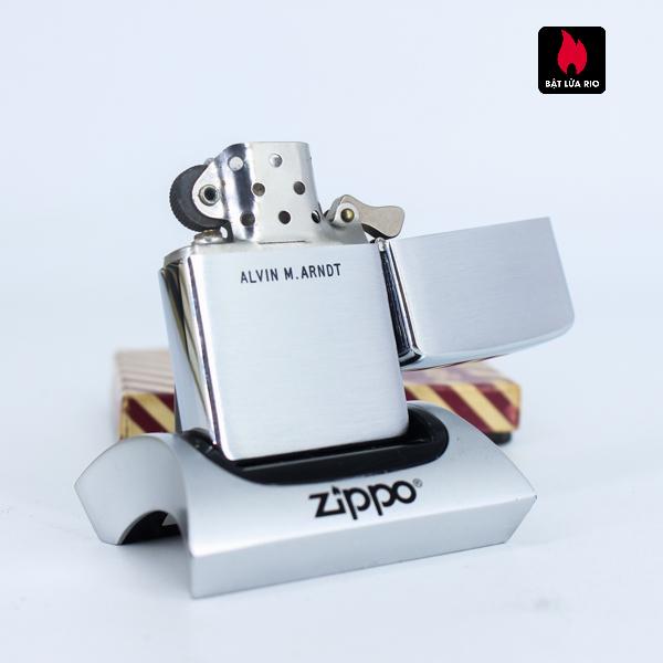 Hiếm - Zippo 1957 - 25th Anniversary - Kỉ Niệm 25 Năm Thành Lập Hãng Zippo 4