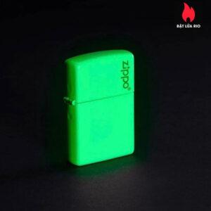 Zippo 49193ZL - Zippo Glow In The Dark Zippo Logo 4