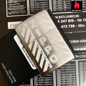 Zippo 200 Metal Plate