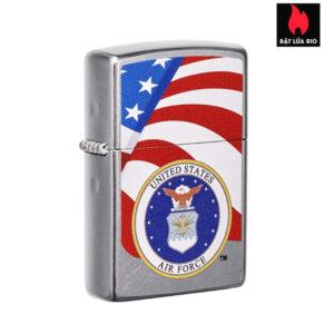 Zippo 49312 - Zippo U.S. Air Force™ Street Chrome™