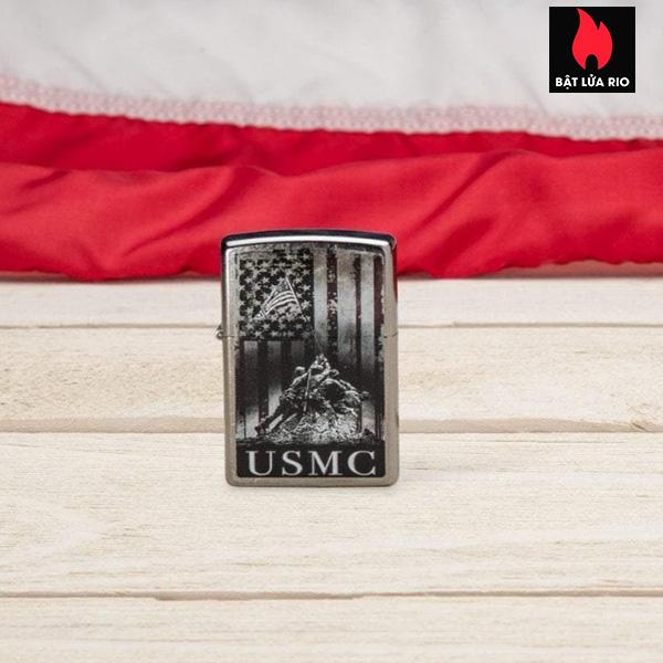 Zippo 49316 - Zippo U.S. Marine Corps. Street Chrome™ 1