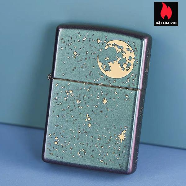 Zippo 49448 - Zippo Starry Sky Design Iridescent 10