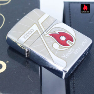 Zippo 2007 – 75th Anniversary Edition – Austria – Limited AUT 1 Of 250 7