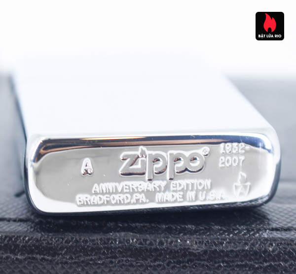 Zippo 2007 – 75th Anniversary Edition – Benelux – Limited BENELUX 1 Of 250 7