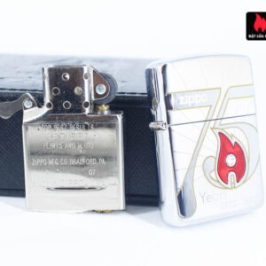 Zippo 2007 – 75th Anniversary Edition – Benelux – Limited BENELUX 1 Of 250 9