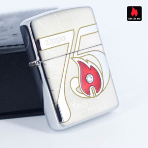 Zippo 2007 – 75th Anniversary Edition – Switzerland – Limited SUI 1 Of 333