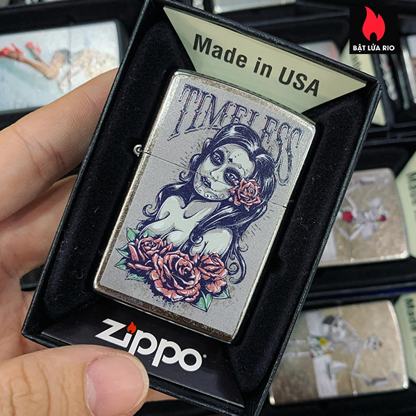Zippo 207 Timeless Day Of The Dead