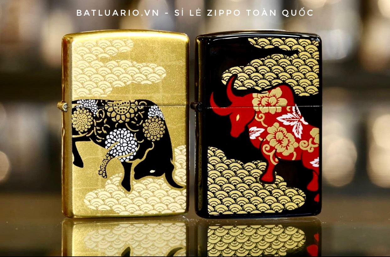 Zippo Year Of The Ox Limited Edition 1