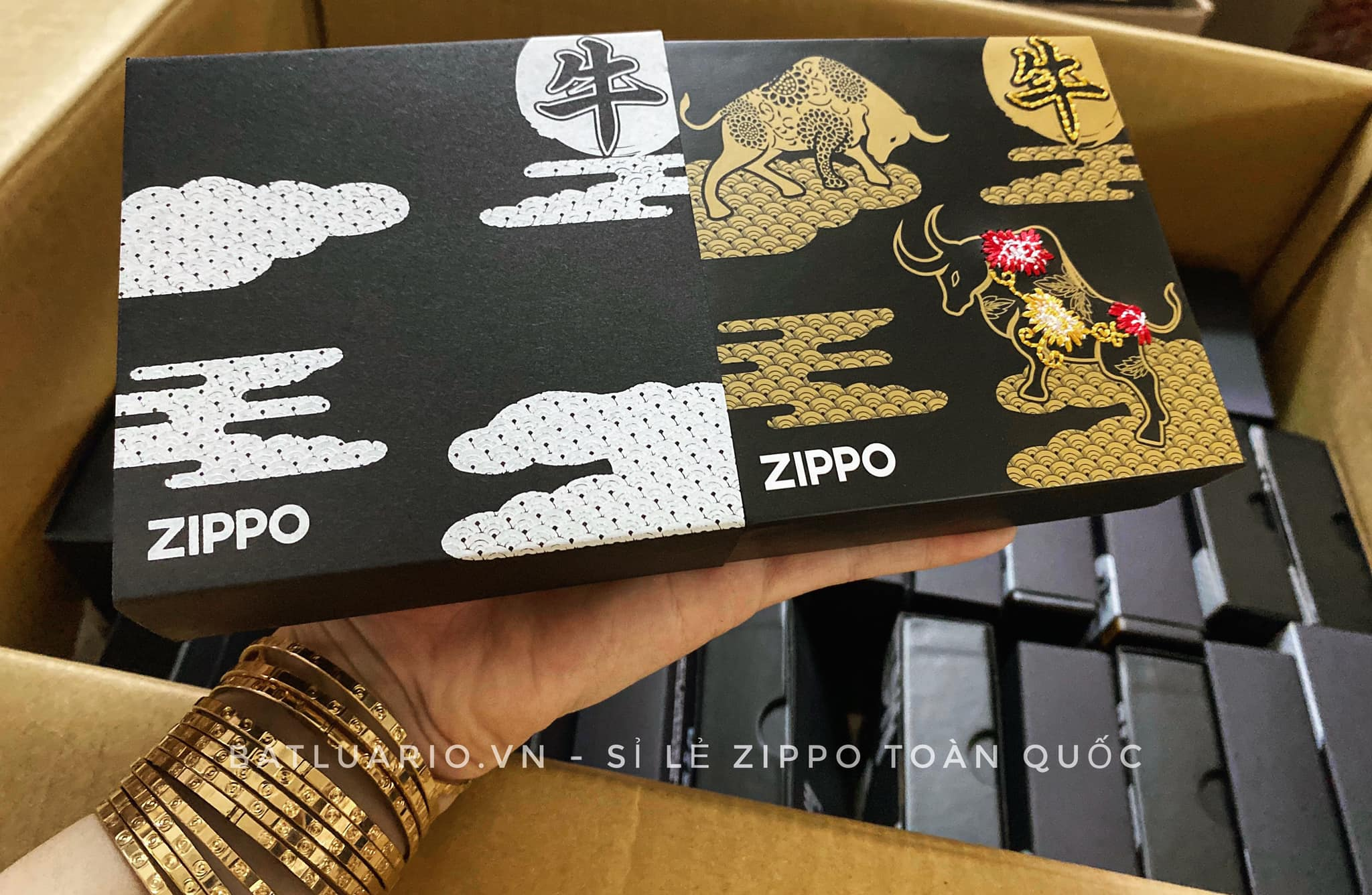 Zippo Year Of The Ox Asia Limited Edition 11