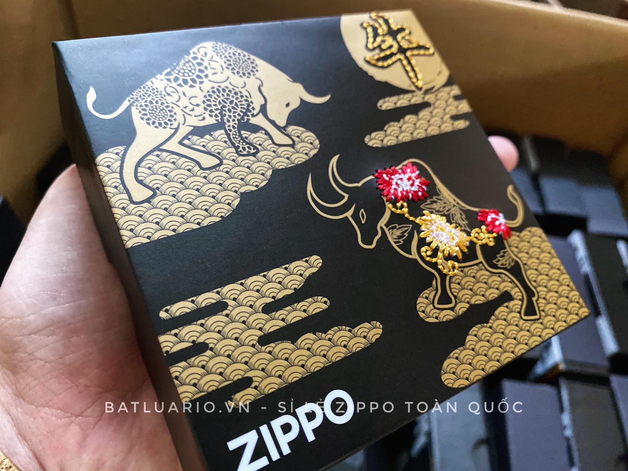 Zippo Year Of The Ox Asia Limited Edition 13
