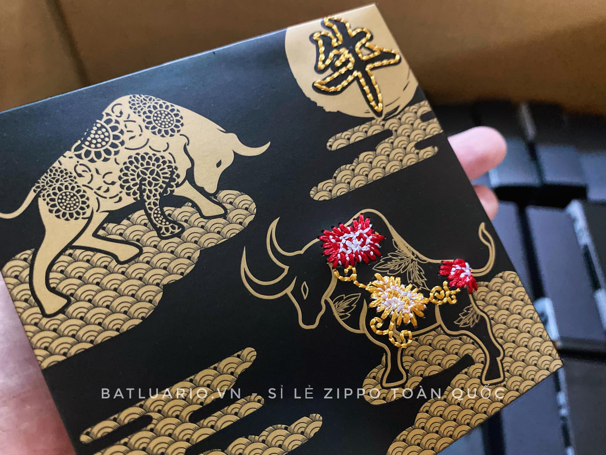 Zippo Year Of The Ox Asia Limited Edition 14